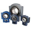 Cast housed bearing - 1 bolt