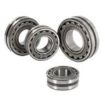 Self aligning roller bearing