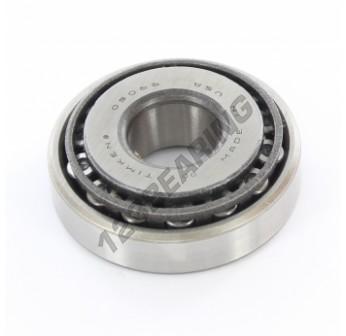 05066-05185-TIMKEN - 17x47x14.38 mm