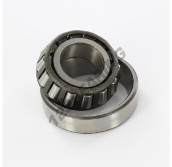 05079-05186-TIMKEN - 19.99x46.99x15.25 mm