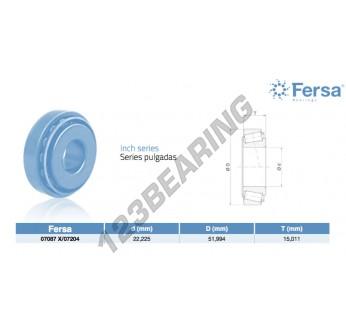 07087X-07204-ASFERSA - 22.23x51.99x15.01 mm