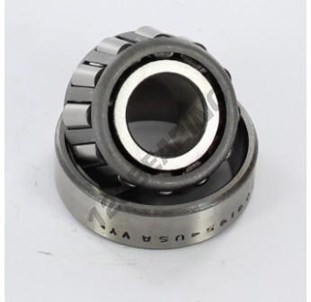 09078-09195-TIMKEN - 19.05x49.23x19.85 mm