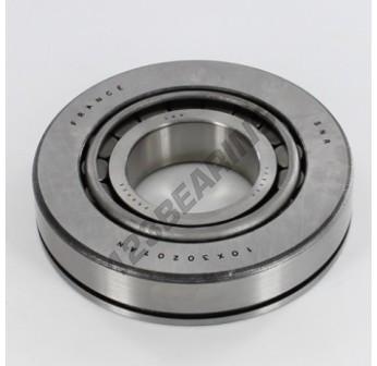 10X30207AN-SNR - 35x85x18.25 mm