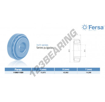 11590-11520-ASFERSA - 15.88x42.86x14.29 mm