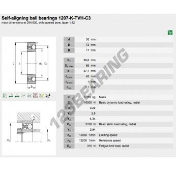 1207-K-TVH-C3-FAG