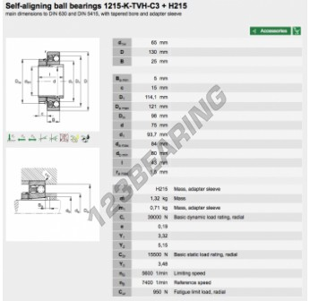 1215-K-TVH-C3-H215-FAG