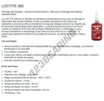 290-10ML-LOCTITE