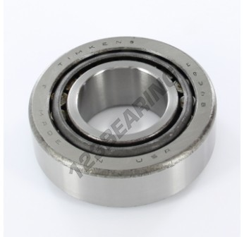Timken Tapered Roller Bearings Cup Bearing 46176