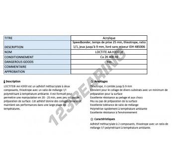 AA-H3101R-400ML-LOCTITE