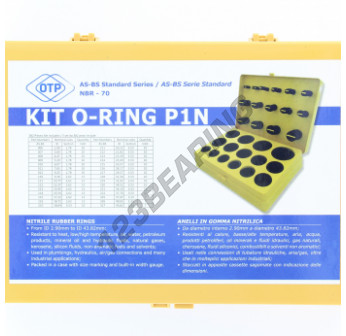COFFRET-382-ORINGS-NBR70 - 20x15x5 mm
