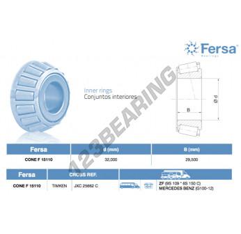 F15110-ASFERSA - 32x29.5 mm