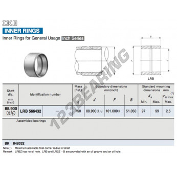 Bl RA240 Cylindrical Roller Bearing Roller Assembly