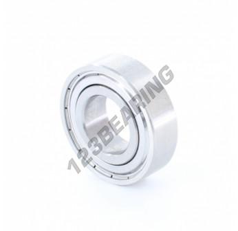 W6205-2ZCBSI3N4-ZEN - 25x52x15 mm