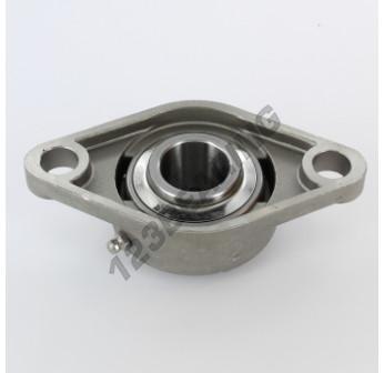 UCFL206-INOX - 30 mm