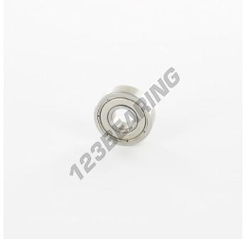W609-2Z-SKF - 9x24x7 mm