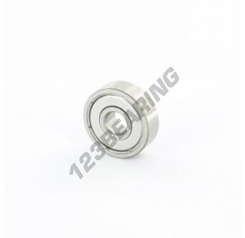 W627-2Z-SKF - 7x22x7 mm