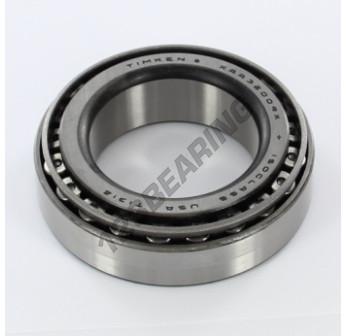 XAA32009X-32009X-TIMKEN - 45x75x20 mm