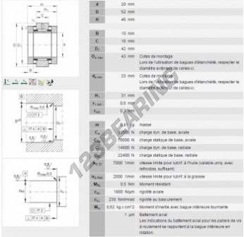 ZARN2052-TN-INA - 20x52x46 mm